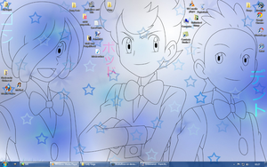 Oh look who has new Desktop by AsukaRose