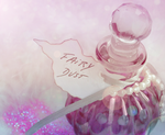 Fairy dust by Blossom-Lullabies