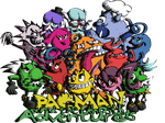 PAC-MAN and the Ghostly Adventures by AshumBesher