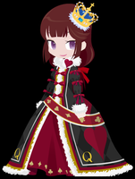 Solitaire Kids - The Queen by Tara012