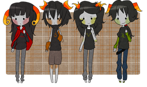 Fantroll Adopts - CLOSED by Alternian-Geneticist
