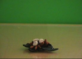 clay animation by supercrazzy