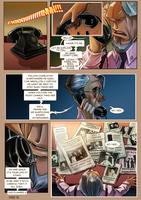 Monsieur Charlatan Page 48 by DrSlug