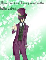 The Mad Hatter by Koike-sama