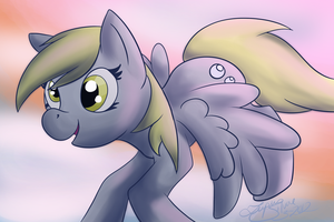 Have a Derpy Day! by LupusSilvae