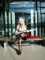 FF XIII - chamber of silent by Mana-hime