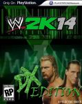 WWE 2k14 Cover Contest D-Generation X Entry by ELSHOCK
