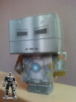 Ironman Mark 1 Cubee Finished by rubenimus21