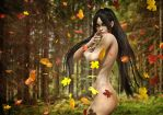 Forest Queen by bellatryxxx