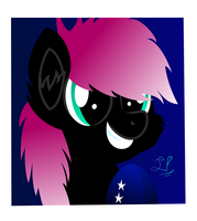 Lovely Smileshot Vector by FonyPony