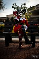 Megacon '12: Nice, quiet day in the park by Enasni-V