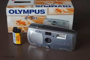 Olympus i-10 by TLO-Photography
