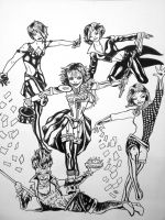 Duela Dent by Comix-Chick