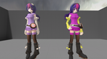 [DL] Human Twilight and Brutalight by Legoguy9875