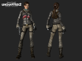 LC Outfit x22 by legendg85
