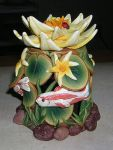 Koi Pond Vessel by eerok1955