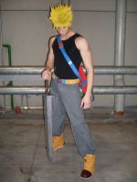 Trunks Cosplay-4 by DanteNeverCry