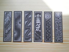 bookmarks by Fallen-from-stars