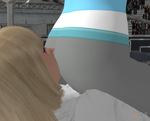 Wii Fit Trainer Stinkface 35 by DynasticJeff