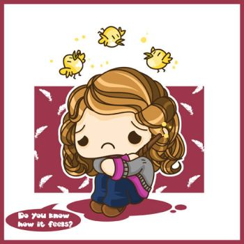 HP and the HBP - Hermione by SquidPig
