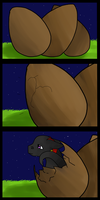 Outcast - Prologue page 1 by Dragon-Wolf-Lover
