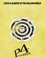 Quick Persona 4 Poster by Delesar