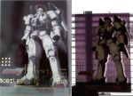 4Sale- GundamWing: Tallgeese Card by PysiCollectionCorner