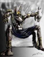 Anubis-colored by kidtrip98