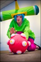 Katamari - Roll it Bigger! by mavichaos