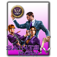 Saints Row IV icon3 by pavelber
