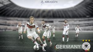 Germany Wallpaper! by abbaszahmed