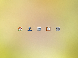 24px Toolbar Icons by Ashung