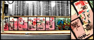 Shanghai Graffiti 88 by sylences