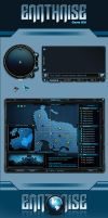 Earthrise GUI Design 04 by ScriptKiddy