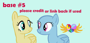 friends are alwayes there for you! |MLP Base| by RainbowGlow55555