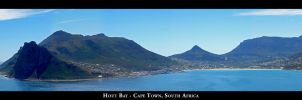 Hout Bay, South Africa by sacam101