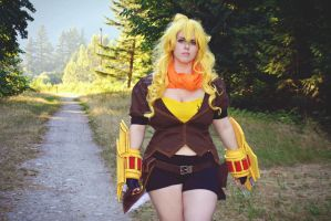 Yang Xiao Long by damselle-xo