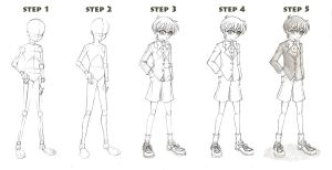 Basic full-body boy tutorial by red-jello04