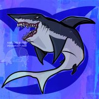 Great White by Nuclear-Shrimp
