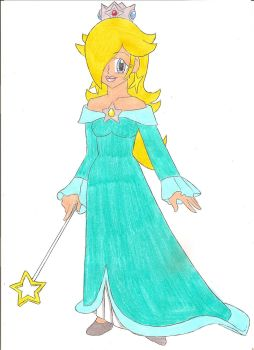 Rosalina by animequeen20012003