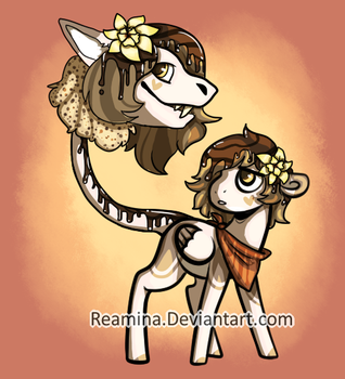 Desert Tail adopt 1# (AUCTION) (CLOSED) by Reamina