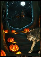 Happy Halloween 2007 by Yellow-eyes