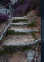 Stairs and Stones 03 by kuschelirmel-stock