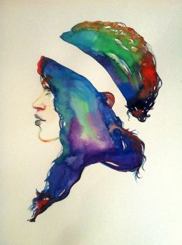 Magic LSD Hair by Contrapposto