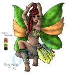 Forest Fairy 1 POINT AUCTION! Open! by MREcartoonist