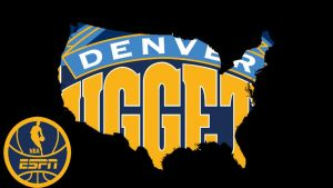 NBA USA:Denver Nuggets by DevilDog360