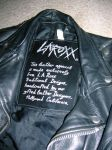 la roxx leather jacket by artisticphotographer