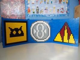 LEGO   Doraleous and Associates by ProfMadness