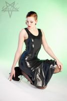 Studio, latex and colours 10 by GuldorPhotography