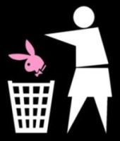 Bin the Bunny: Anti Porn by christianfishy